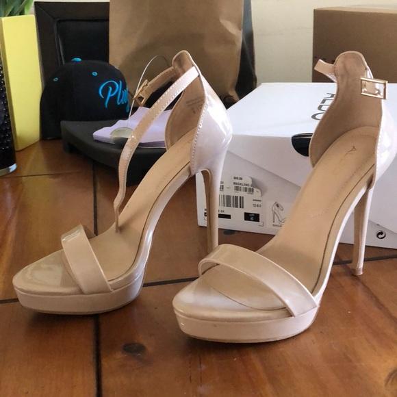 b3cfd00cc9be Aldo Shoes - Madeline heels by Aldo